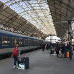 ヨーロッパ鉄道旅行