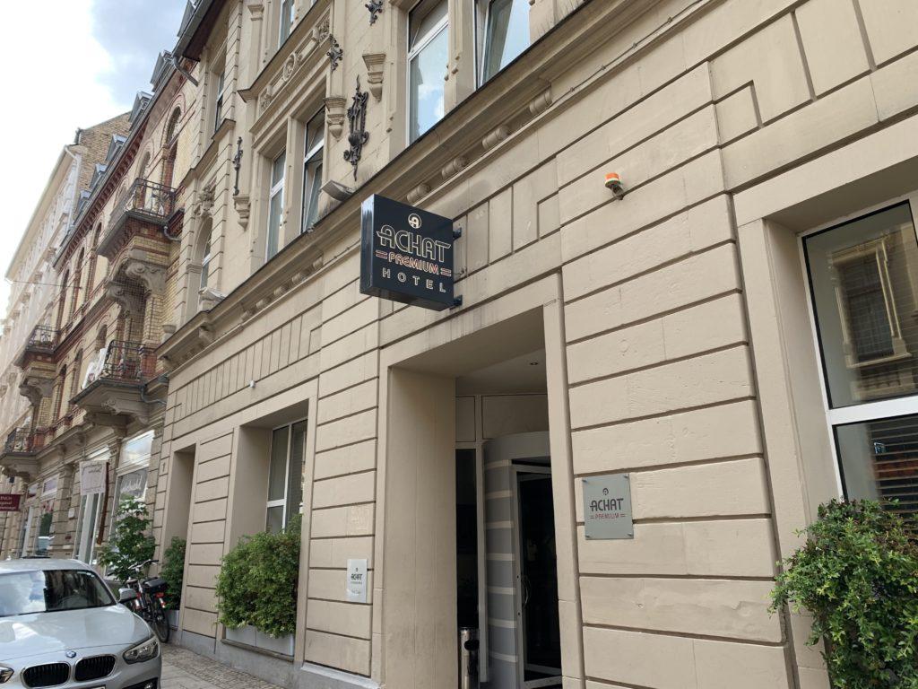 ヴィーズバーデンのホテル
