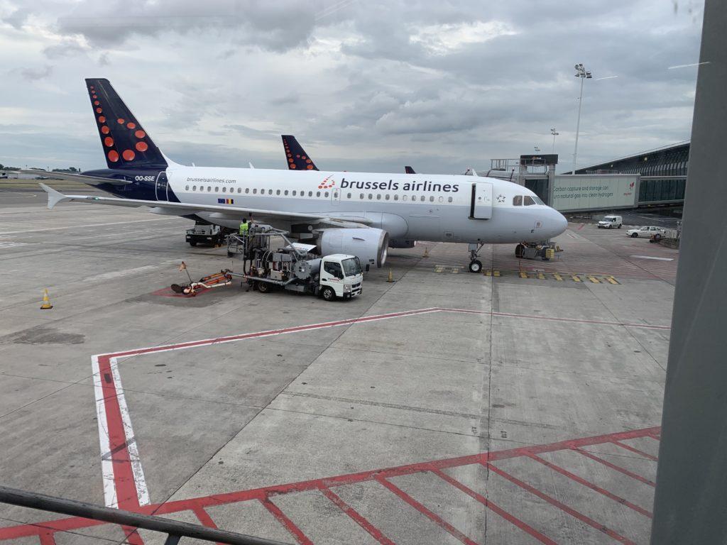 ベルギー最大の格安航空会社ブリュッセルエアライン