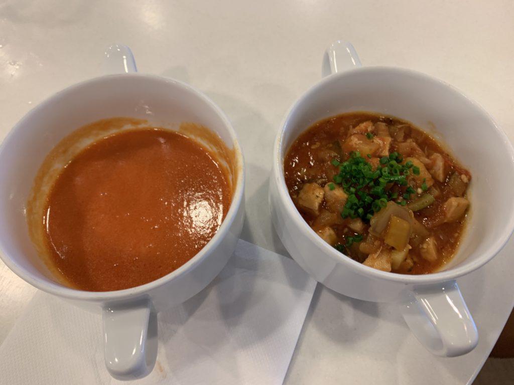スープと煮込み料理