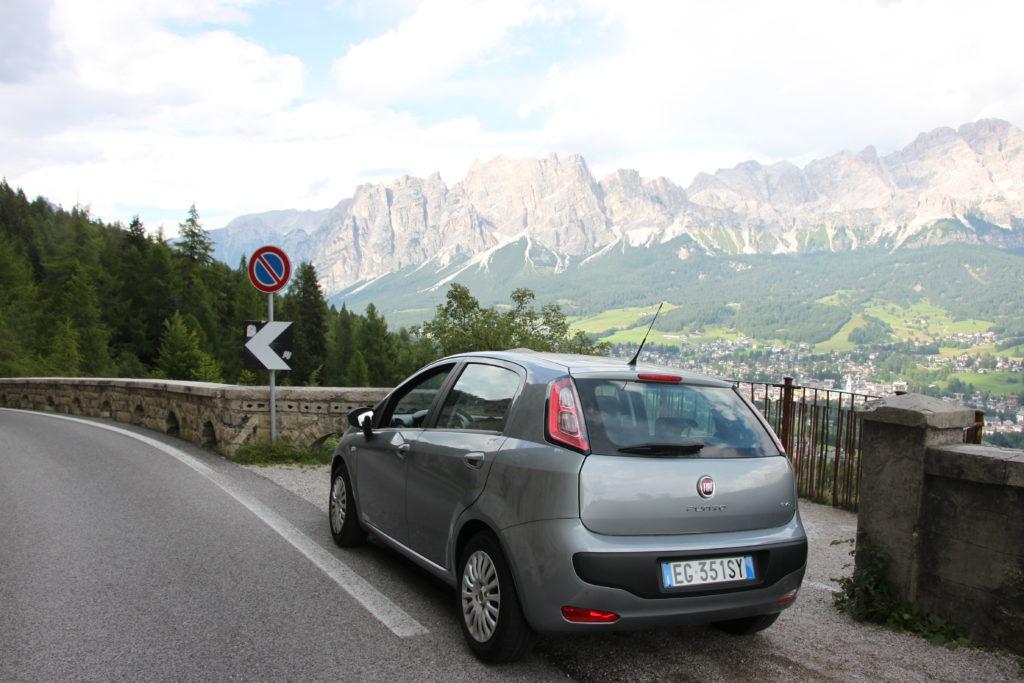 ヨーロッパのレンタカードライブ