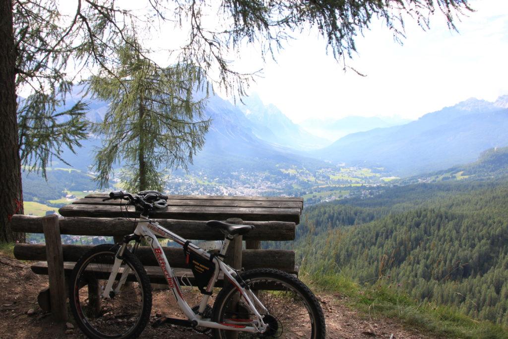 イタリアで子連れサイクリング