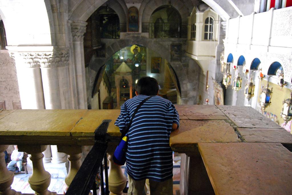 エルサレムの聖墳墓教会