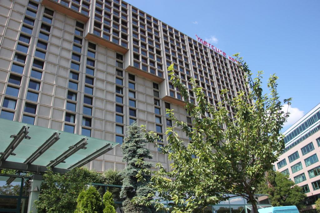 ビダペストのホテル