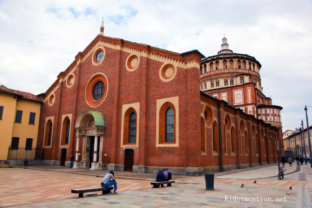 サンタ・マリア・デッレ・グラッツィエ教会