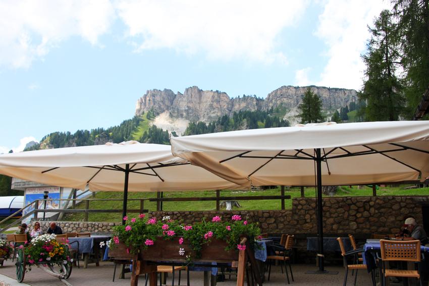 リオジェーレのカフェ