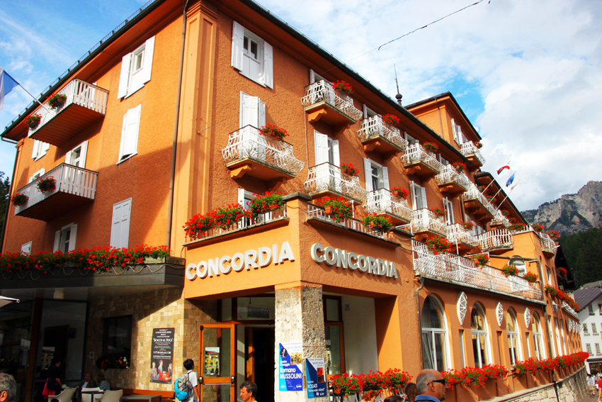 コンコルディアパルクホテル