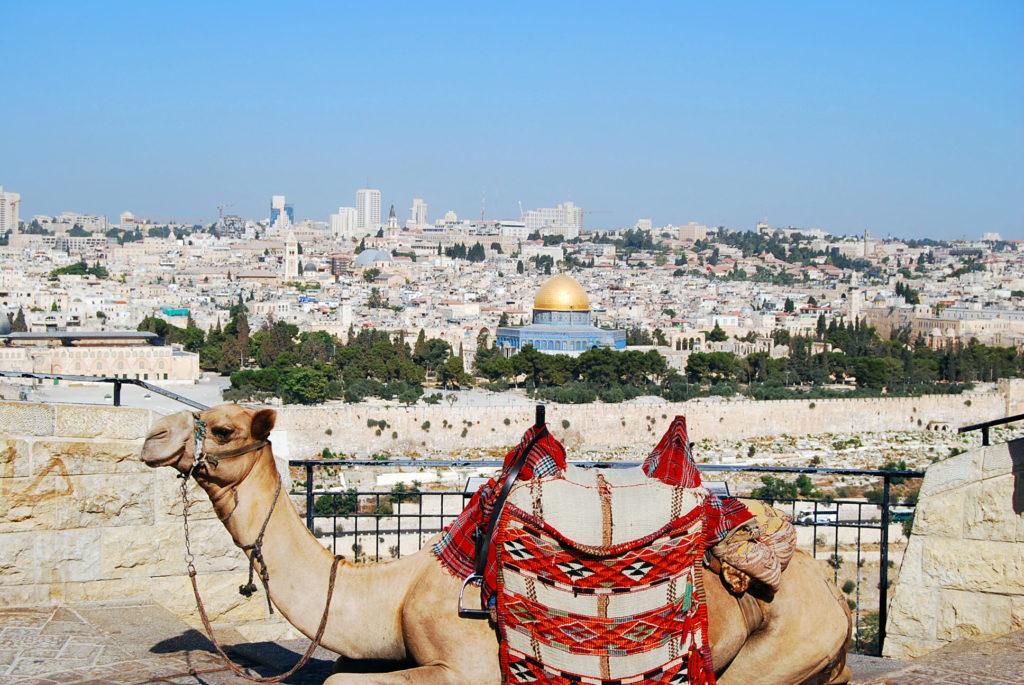 エルサレムの岩のドーム