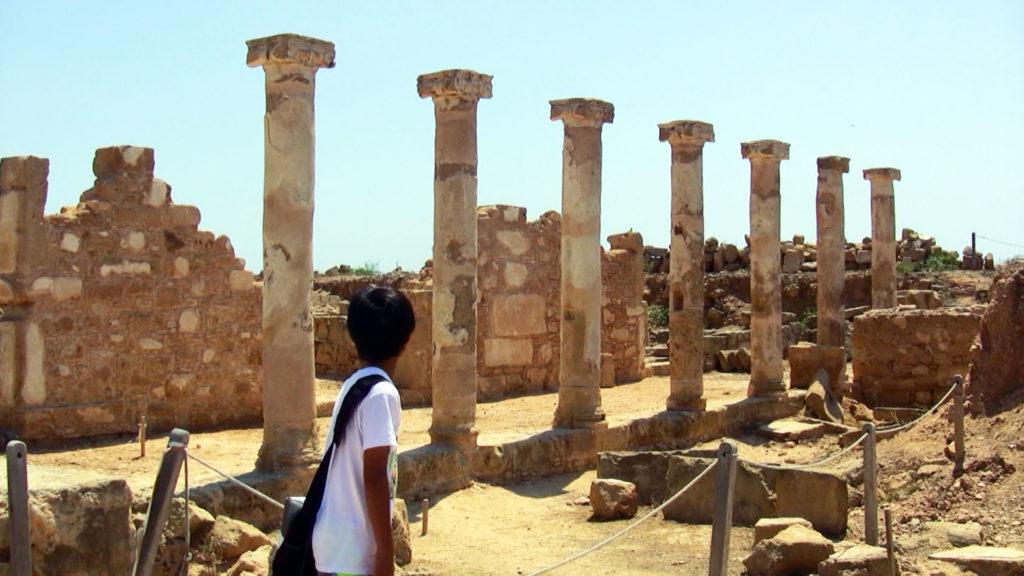 パフォス遺跡