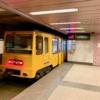 ブダペストの地下鉄1号線