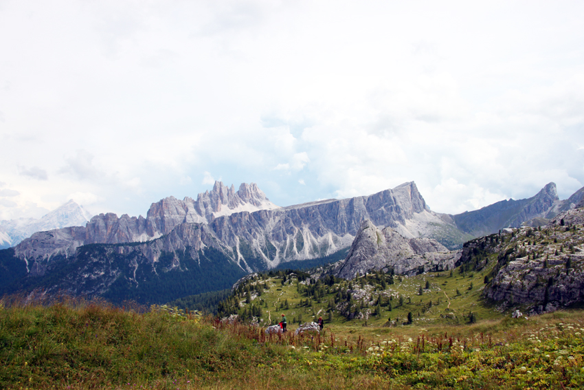 クローダダラーゴのパノラマ写真