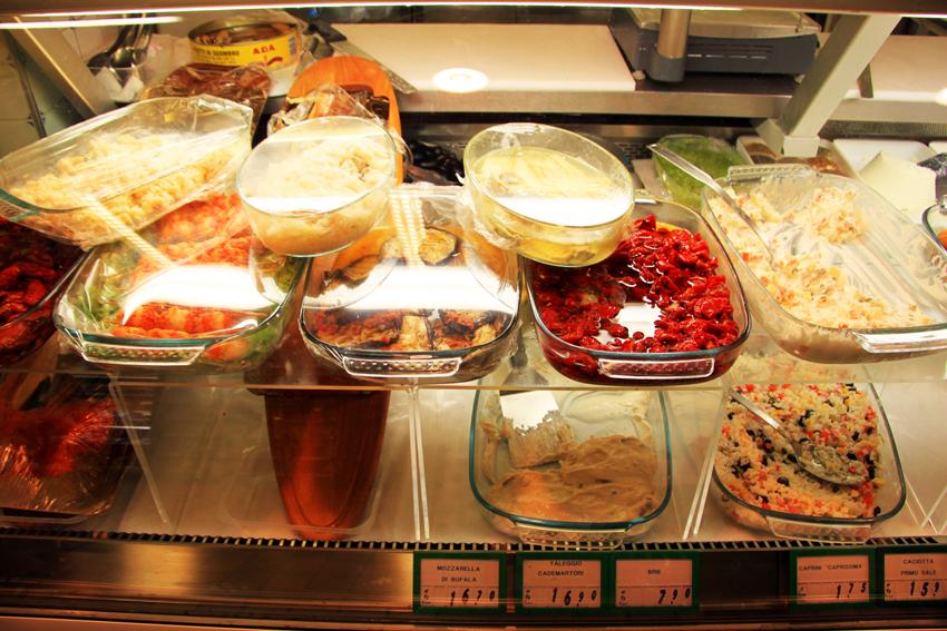 イタリアのお惣菜