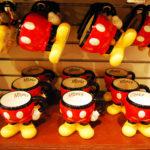 ミッキーマウスのカーヒーカップ