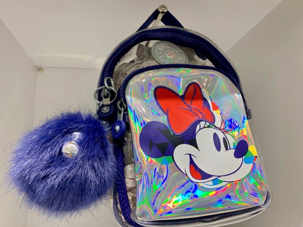 キプリングのミッキーマウスのバッグ