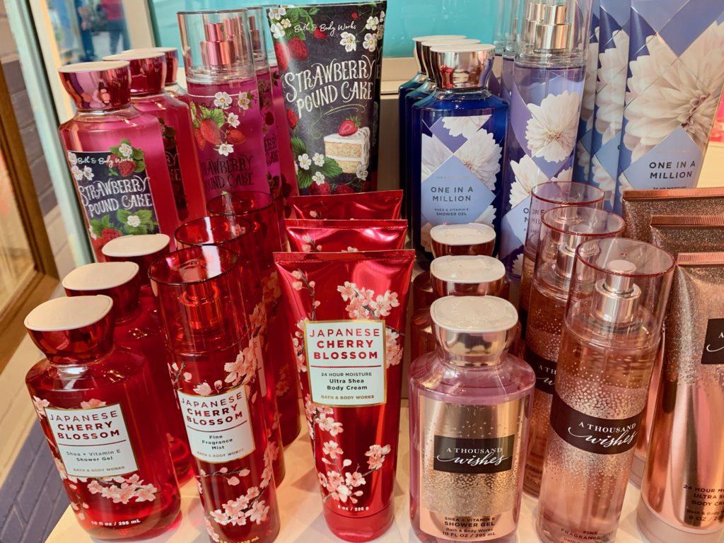 サクラの香りの商品