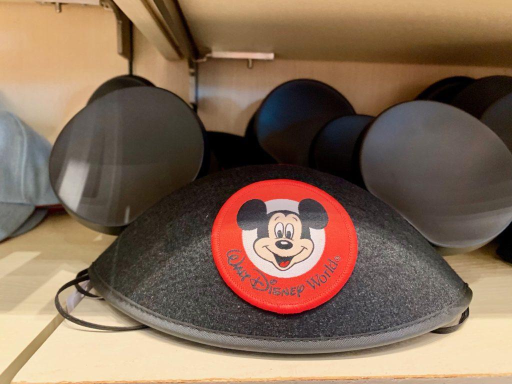 ミッキーマウスのイヤーハット