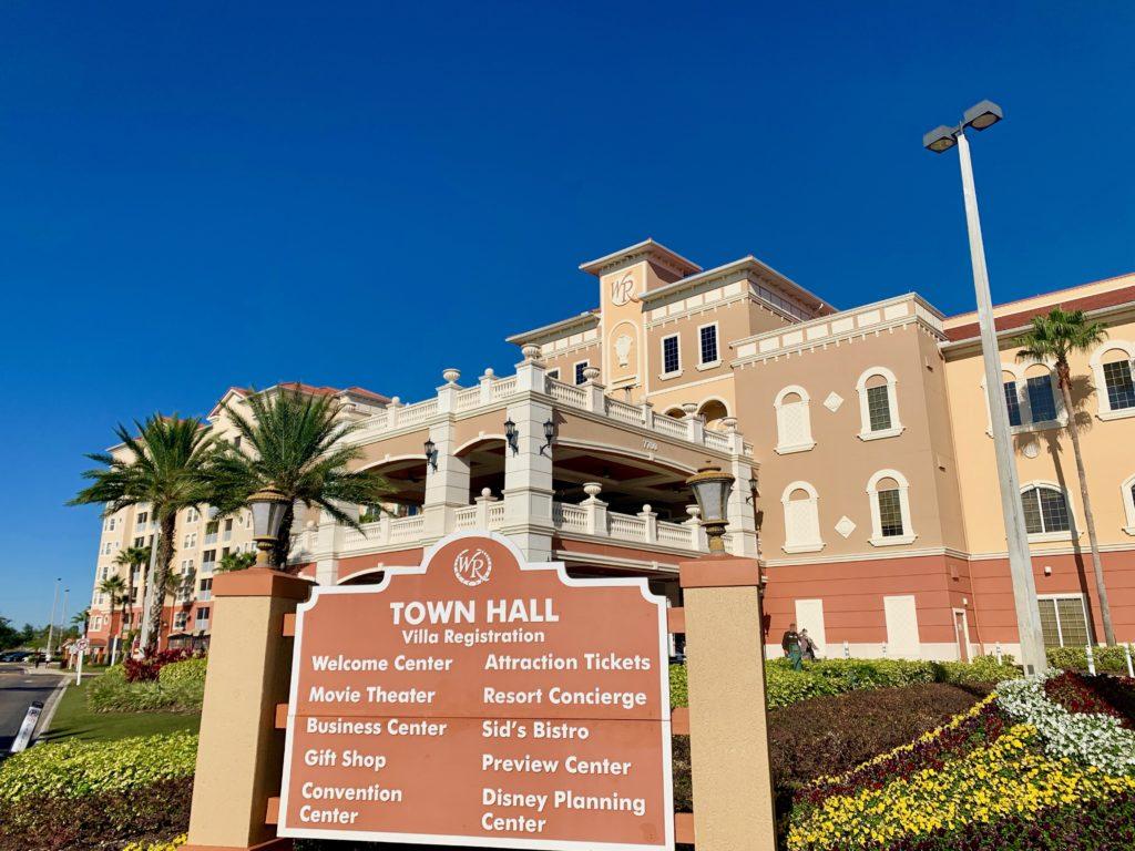 我が家のフロリダでの定宿「ウェストゲートタウンセンター」