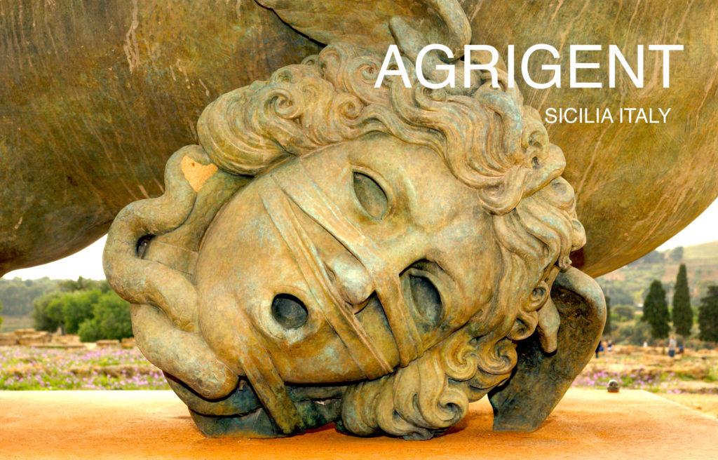 アグリジェントの古代遺跡