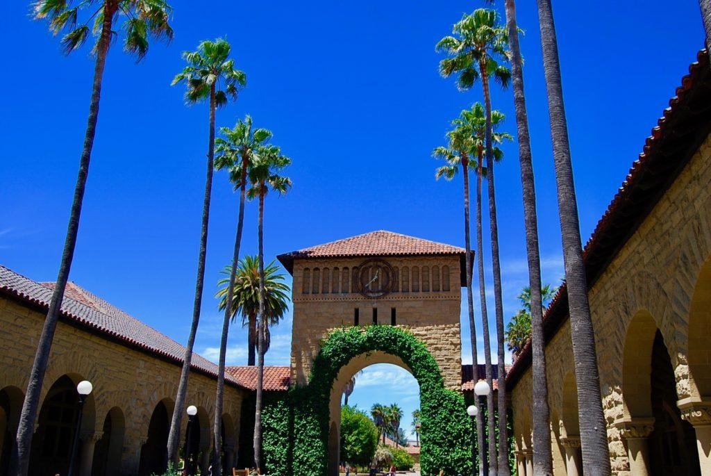 スタンフォード大学の校舎