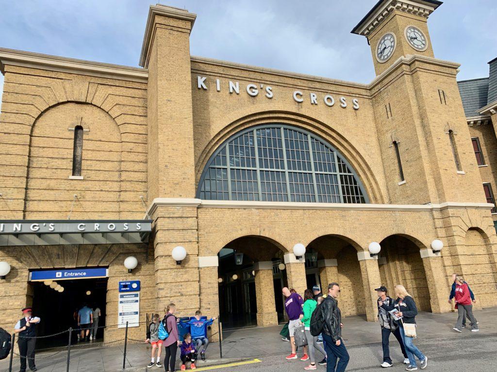 キングスクロス駅の外観