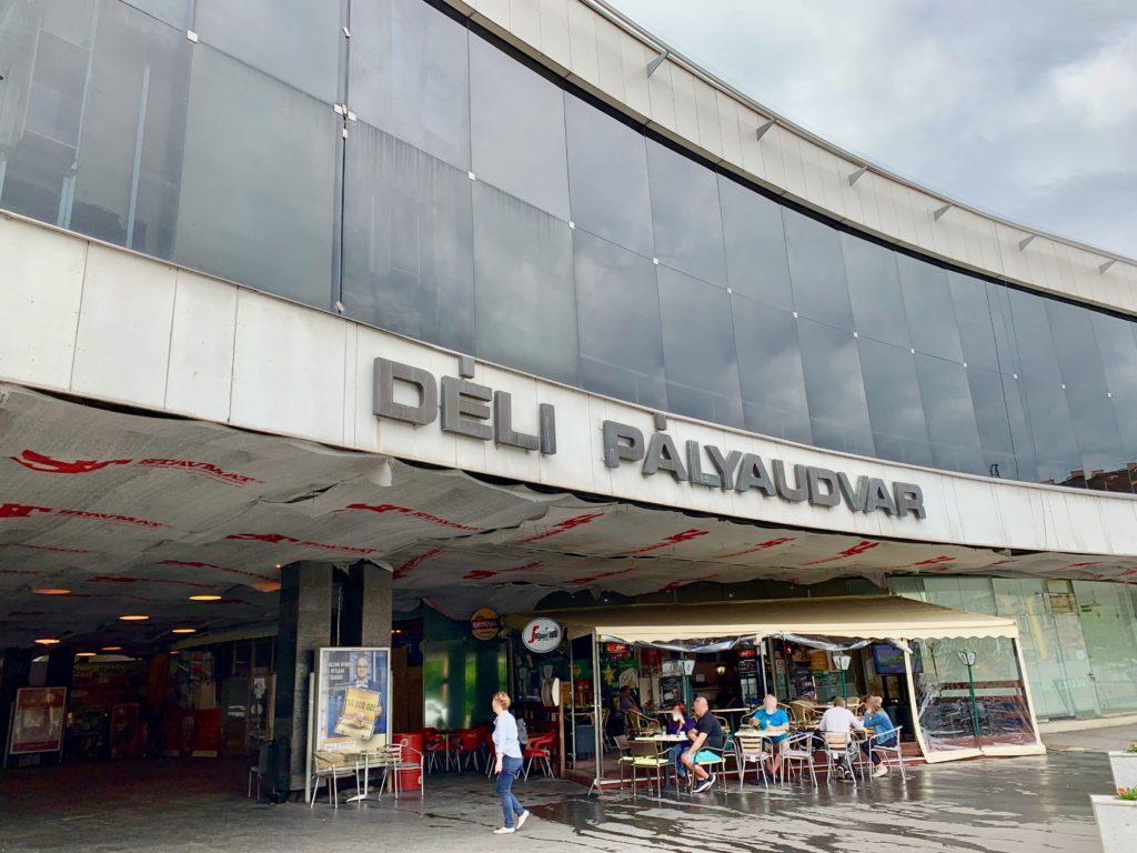 ブダペスト南駅