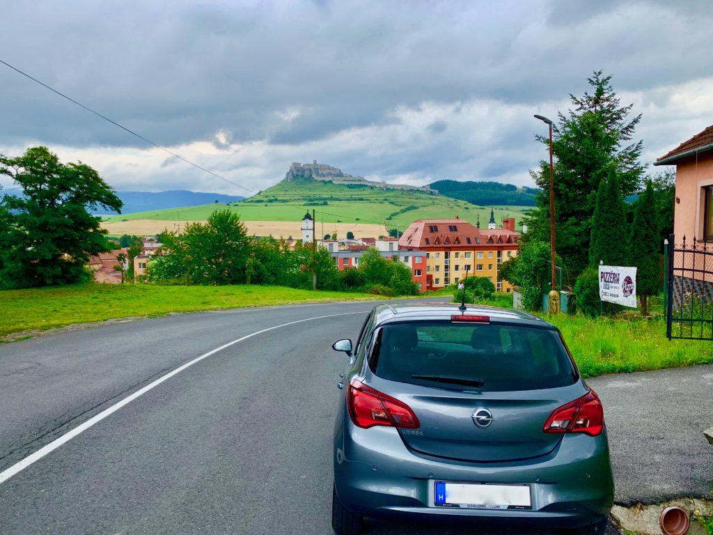 ヨーロッパのレンタカードライブ情報
