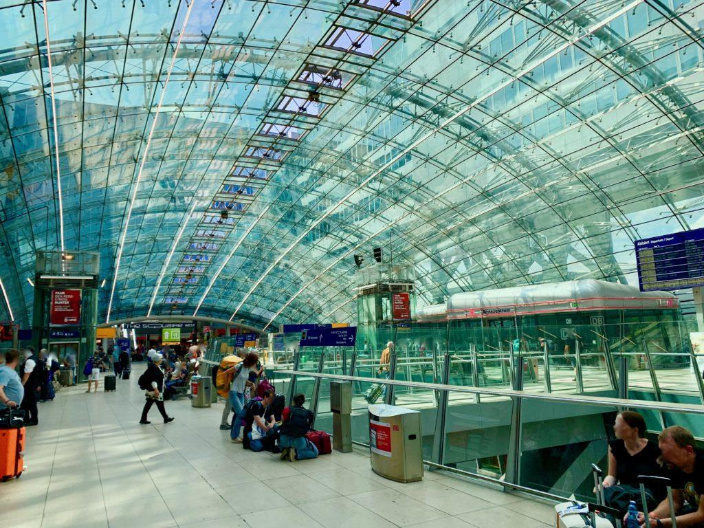 フランクフルト国際空港駅