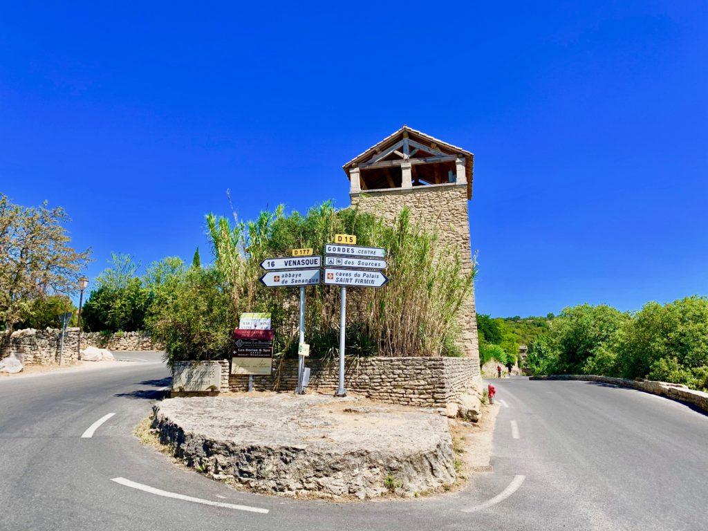 フランスの道路標識