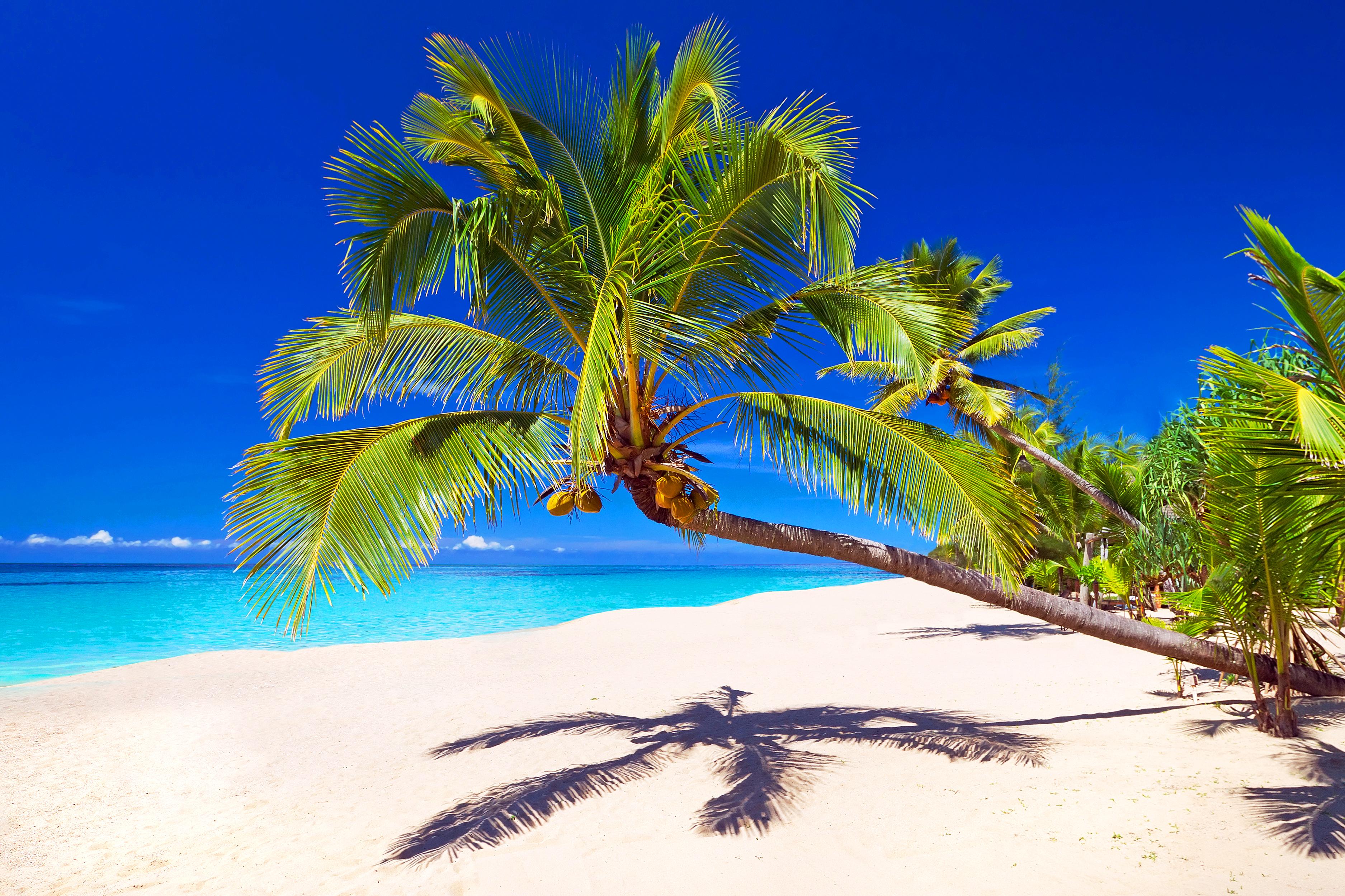 カオラックのビーチ