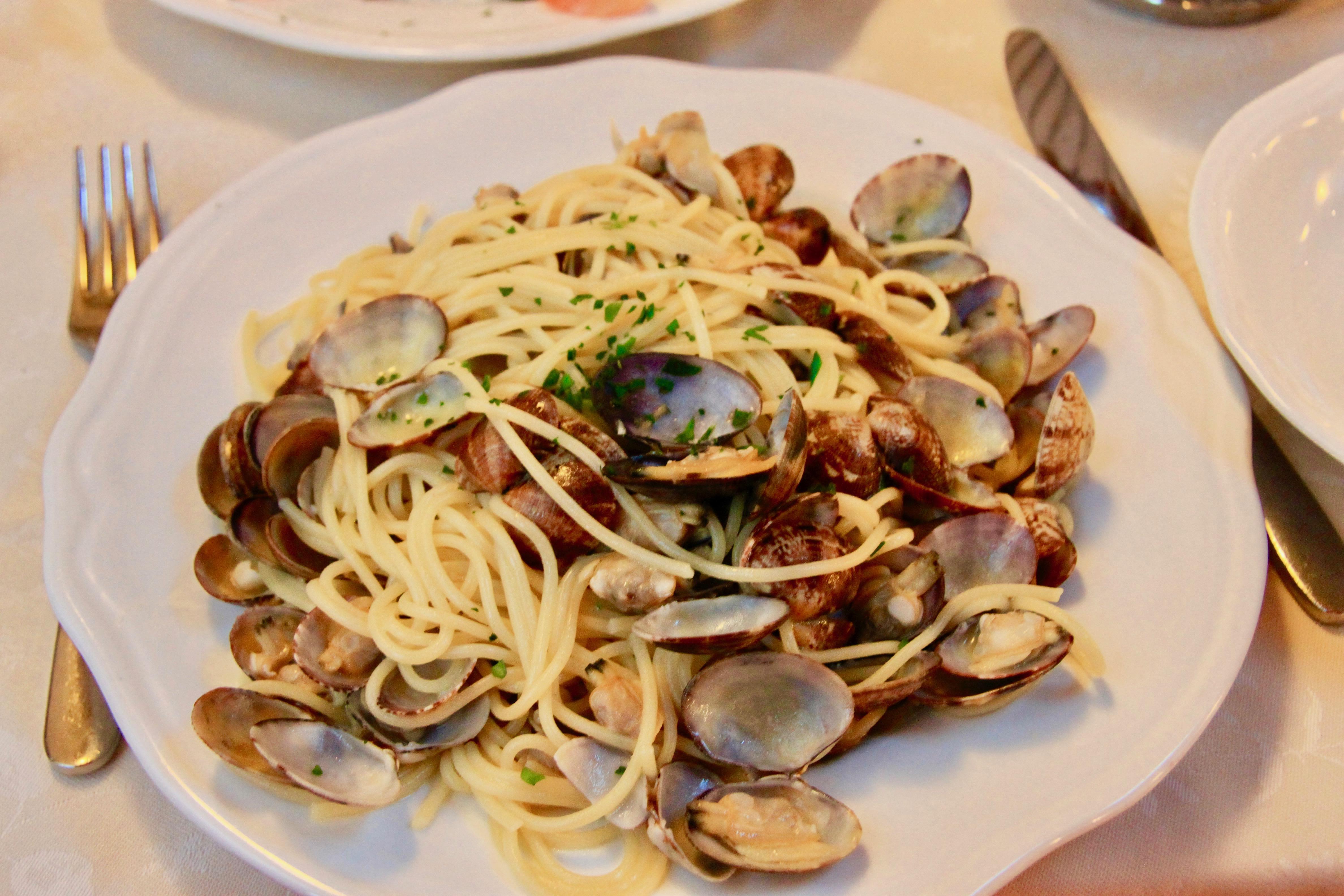 スパゲティボンゴレ