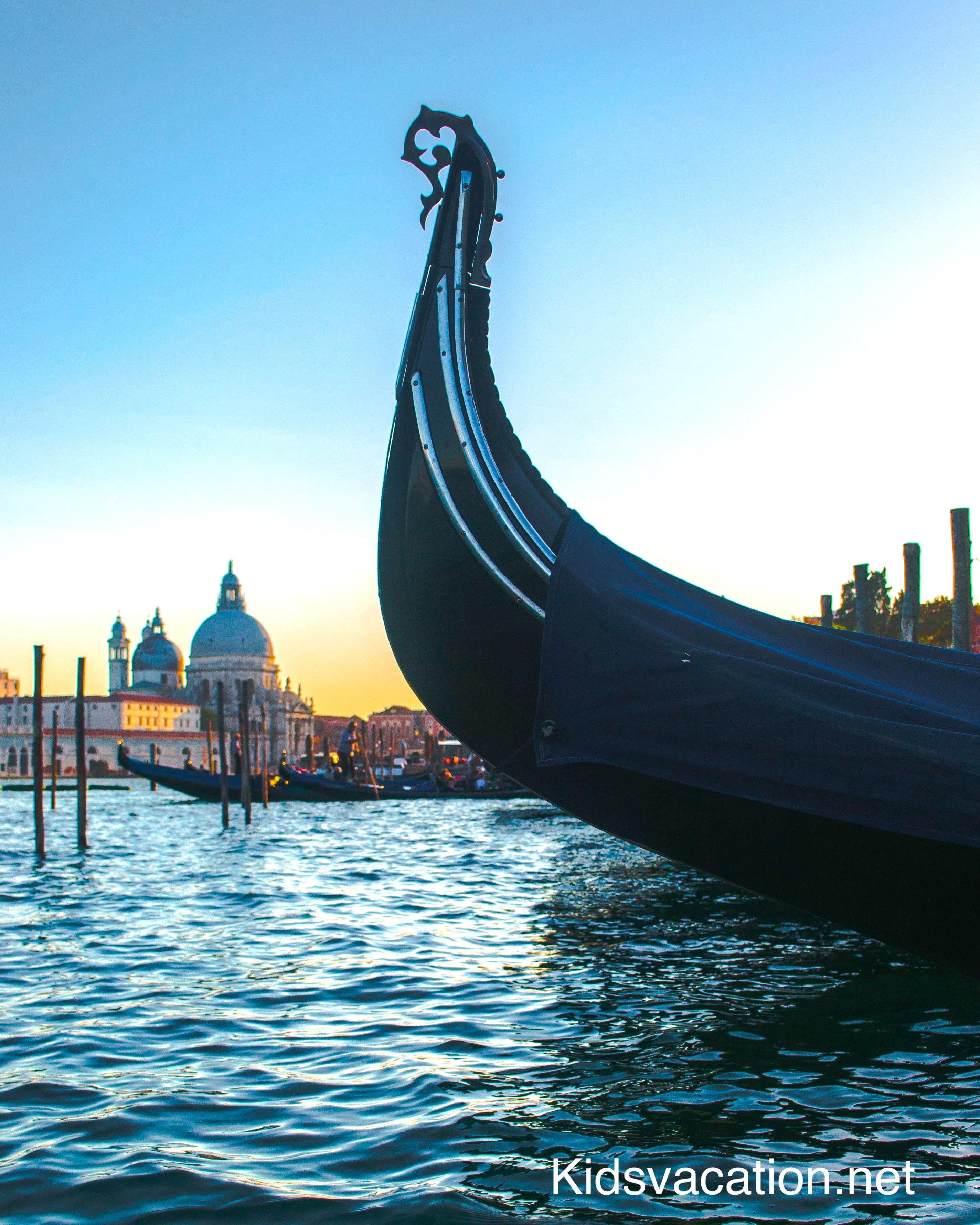 ベネチア&ドロミテ子連れ旅行記の記事一覧