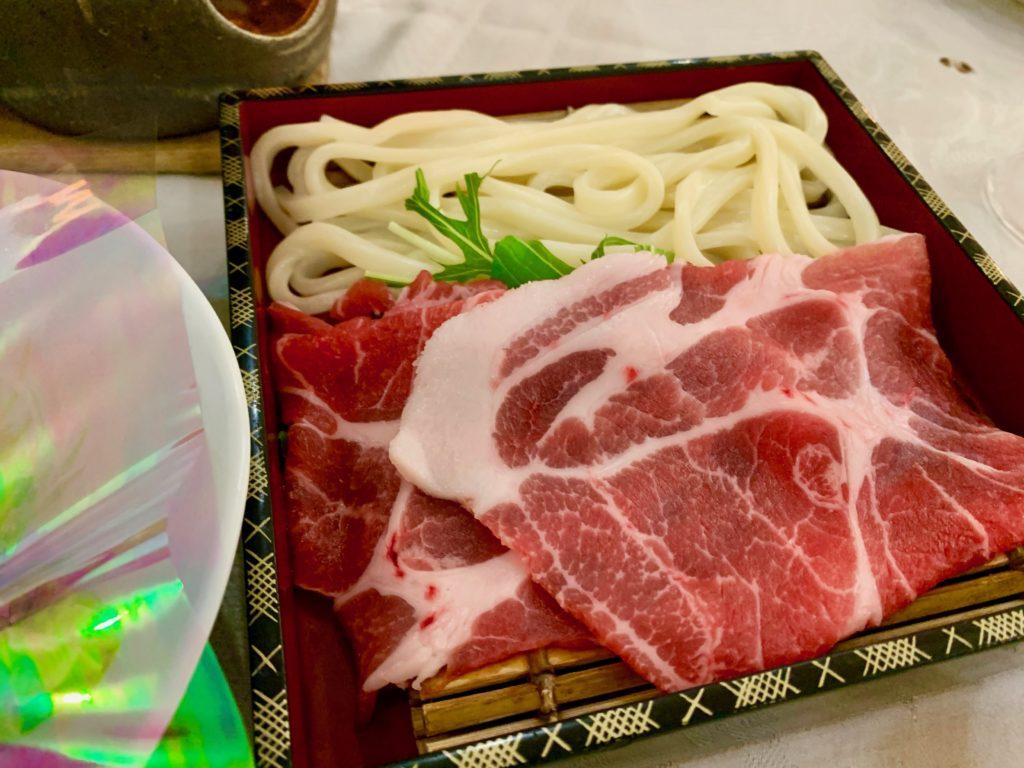 牛肉とうどん