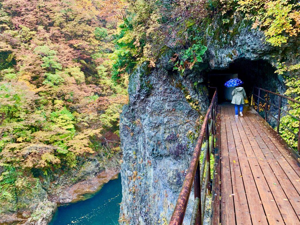 橋とトンネル