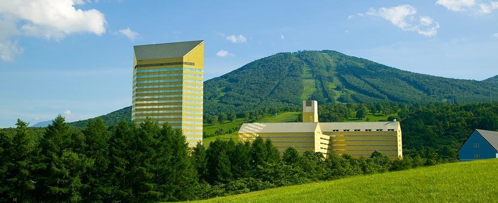 ホテル安比グランドの外観
