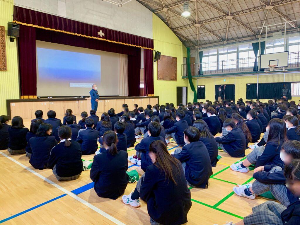 学校運営協議会が関わる地域防災講和
