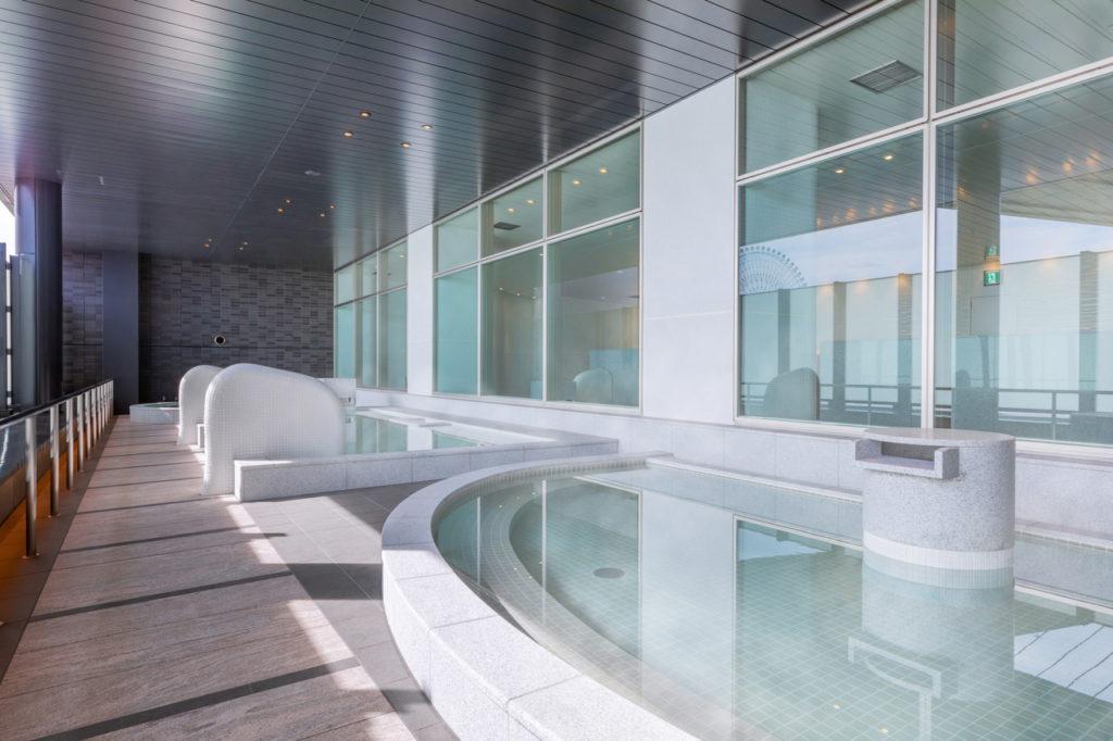 リーベルホテルアットユニバーサルスタジオジャパンのリバーサイドスパ