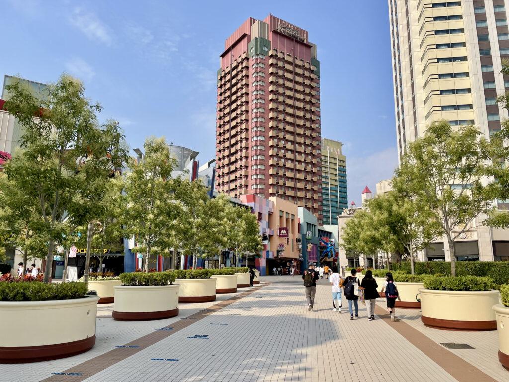 ユニバーサルシティーウォーク大阪